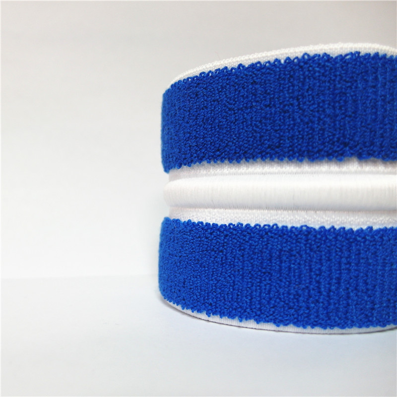 DOUBLE COLOR HIGH SPEED GRIPPER DRAWCORD ELASTIC